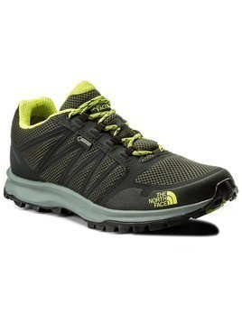 Trekkingi THE NORTH FACE - Litewave Fastpack Gtx GORE-TEX T92Y8UNGD Climbing Ivy Green/Lime Green