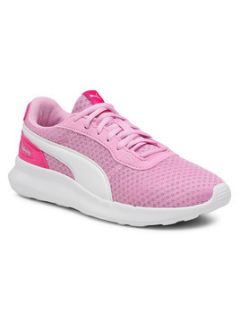 Sneakersy PUMA - St Activate Jr 369069 14 Pale Pink/Puma White