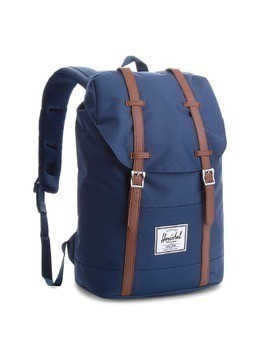 Plecak HERSCHEL - Retreat 10066-00007 Navy/Tan