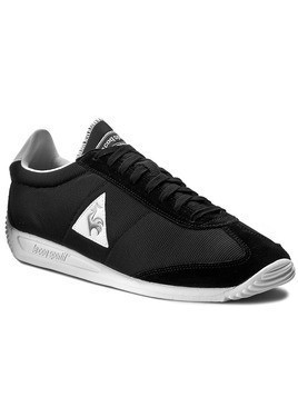 Sneakersy LE COQ SPORTIF - Quartz 1710033 Black/Old Silver