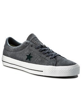 Tenisówki CONVERSE - One Star Pro Ox 157901C Sharkskin/Atomic Teal