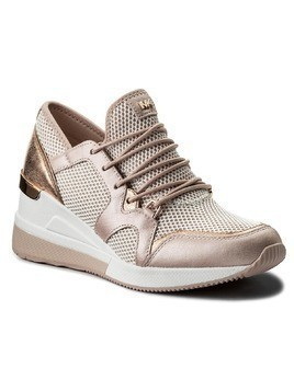 Sneakersy MICHAEL KORS - Scout Trainer 43S8SCFS3D Soft Pink