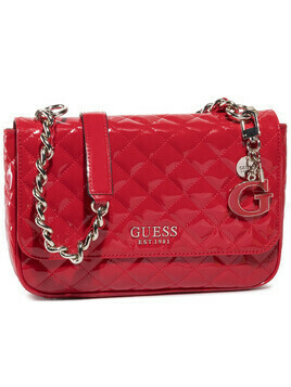 Torebka GUESS - Melise (TG) HWTG76 67200 RED