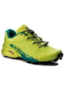 Buty SALOMON - Speedcross Pro 2 400702 28 G0 Acid Lime/Deep Lake/Black