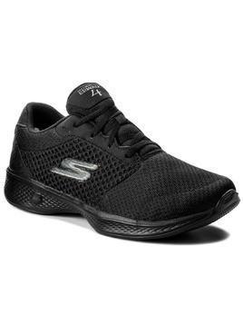 Buty SKECHERS - Go Walk 4 14146/BBK Black