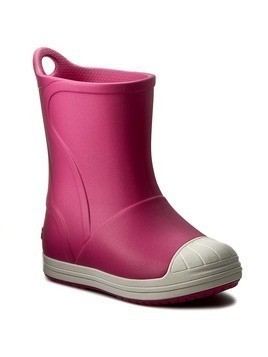 Kalosze CROCS - Bump It Boot 203515 Candy Pink/Oyster
