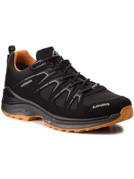 Trekkingi LOWA - Innox Evo Gtx Lo GORE-TEX 310611 Black/Orange 0920