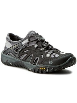 Sandały MERRELL - All Out Blaze Sieve J64980 Black