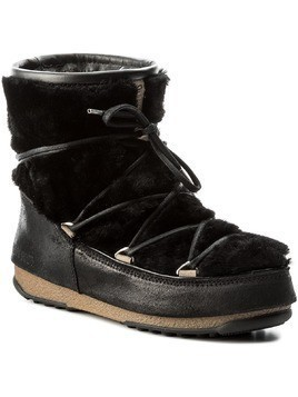 Śniegowce MOON BOOT - W.E. Low Sh Wp 2 24006700001 Nero