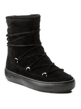 Śniegowce MOON BOOT - Pulse Mid 241017 Black