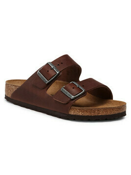 Klapki BIRKENSTOCK - Arizona BS 1018626 Vintage Wood Roast