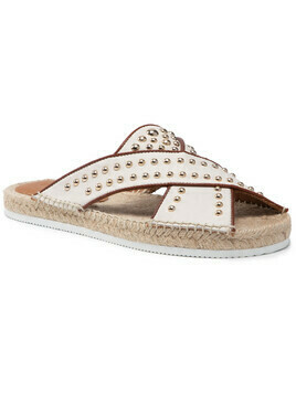 Espadryle SEE BY CHLOÉ - SB36101A Cream 139/Burnt Brown 550