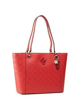 Torebka GUESS - Noelle (PD) HWPD78 79230 RED