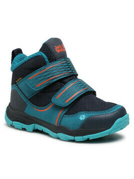 Trekkingi JACK WOLFSKIN - Mtn Attack 3 Texapore Mid Vc K 4037722 S Dark Blue/Orange