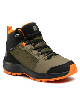 Trekkingi SALOMON - Outward Cswp J 409723 09 W0 Burnt Olive/Black/Exuberance