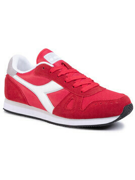 Sneakersy DIADORA - Simple Run 101.173745 01 45041 Dark Red