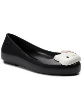 Baleriny MELISSA - Mel Space Love+Hello Kitty I 32678 Black/White 51492