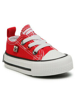 Trampki BIG STAR - HH374196 Red