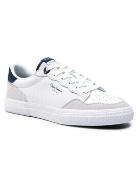 Sneakersy PEPE JEANS - Kenton Original 73 PMS30746 White 800