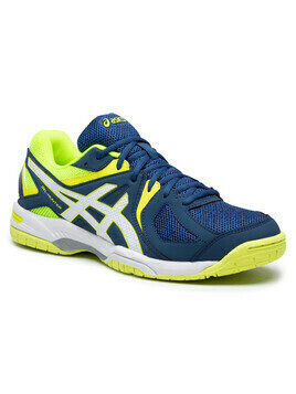Buty ASICS - Gel-Hunter 3 R507Y Poseidon/White/Safety Yellow 5801