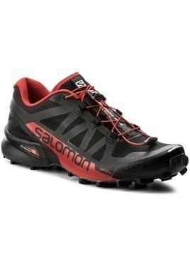 Buty SALOMON - Speedcross Pro 2 398429 28 G0 Black/Barbados Cherry/Black
