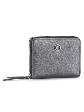Duży Portfel Damski TOMMY HILFIGER - Effortless Novelty Comp Za Wallet AW0AW04338 092