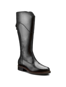 Oficerki TAMARIS - 1-25665-27 Black 001