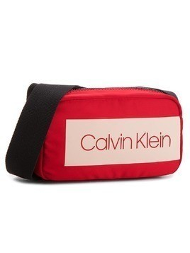 Saszetka CALVIN KLEIN BLACK LABEL - Block Out Small Cros K60K604278 627