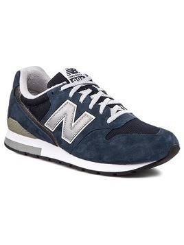 Sneakersy NEW BALANCE - Lifestyle MRL996AN Niebieski