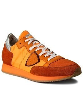 Sneakersy PHILIPPE MODEL - Tropez TRLU NT11 Neon Orange