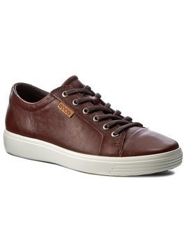 Sneakersy ECCO - Soft 7 Men's 43000401283 Whisky