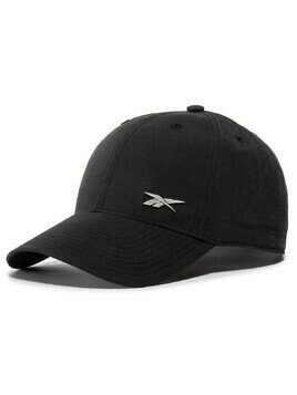 Czapka z daszkiem Reebok - The Badge Cap FQ5510 Black