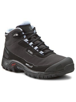 Trekkingi SALOMON - Shelterb Cs 376873 20 V0 Black/Black/Stone Blue