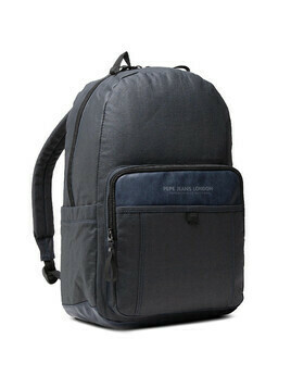 Plecak PEPE JEANS - Factory Laptop Backpack PM120057 Thames 583