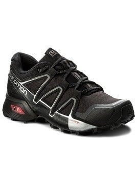 Buty SALOMON - Speedcross Vario 2 402390 27 V0 Black/Black/Silver Metallic-X