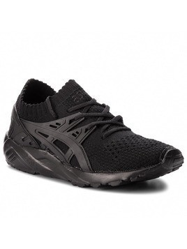Sneakersy ASICS - TIGER Gel-Kayano Trainer Knit H705N Black/Black 9090