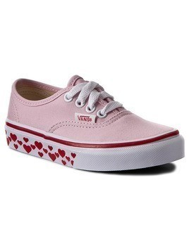 Tenisówki VANS - Authentic VN0A38H3MLQ (Hearts Tape) Pink Lady/R