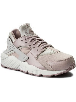 Buty NIKE - Wmns Air Huarache Run 634835 029 Vast Grey/Particle Rose