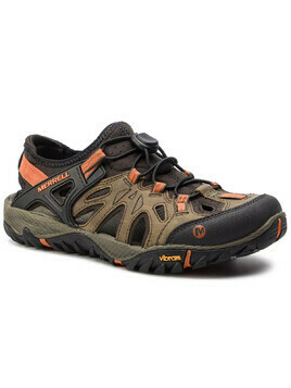 Sandały MERRELL - All Out Blaze Sieve J32835 Light Brown