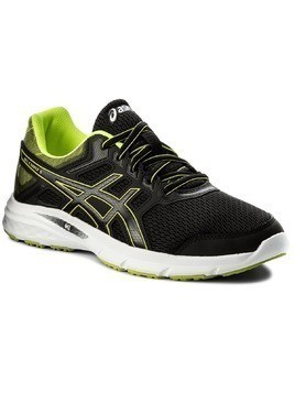 Buty ASICS - Gel-Excite 5 T7F3N Black/Safety Yellow/Black 9007