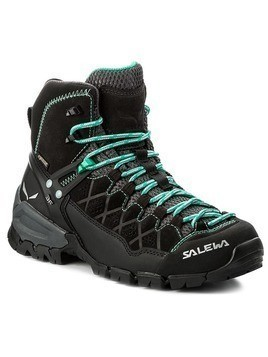 Trekkingi SALEWA - Ws Alp Trainer Mid Gtx GORE-TEX 63433-0969 Black Out/Agata