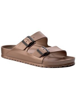 Klapki BIRKENSTOCK - Arizona EVA 1001499 Copper