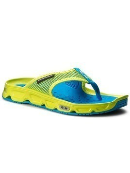Japonki SALOMON - Rx Break 392494 27 M0 Lime Punch./Imperial Blue/Cloisonne