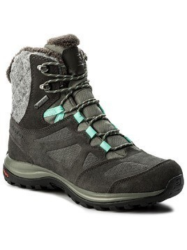 Trekkingi SALOMON - Ellipse Winter Gtx GORE-TEX 398550 20 V0 Castor Gray/Beluga/Biscay Green