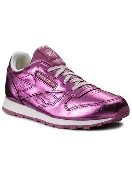 Buty Reebok - Classic Leather Metallic BS8939 Charged Pink/White