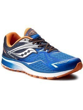 Buty SAUCONY - Ride 9 S14000-5 Blu/Org