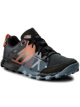 Buty adidas - Kanadia 8.1 Tr M CP8842 Carbon/Cblack/Orange