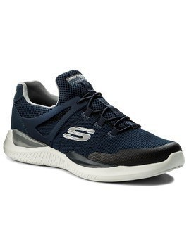 Buty SKECHERS - Kingdon 52664/NVGY Navy/Gray