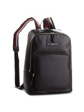 Plecak TOMMY HILFIGER - Corporate Mix Backpack AM0AM03422 002