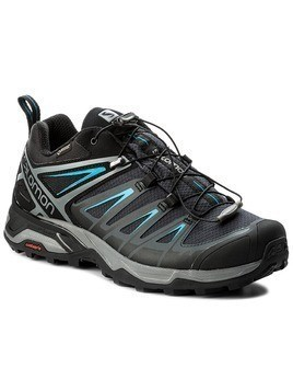 Trekkingi SALOMON - X Ultra 3 Gtx GORE-TEX 398668 26 V0 Black/India Ink/Hawaiian Surf